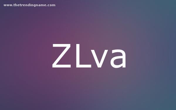 Baby Name Poster For ZLva